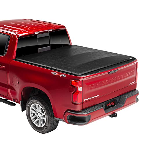 Extang Blackmax Truck Bed Tonneau Cover | 2605 | Fits 96-03 Chevy S10 Stepside 6' Bed