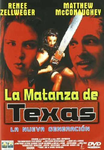 La Matanza De Texas: La Nueva Generacion [DVD]