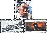 RFA (FR.Allemagne) 2273,2274,2275 (complète.Edition.) 2002 Champs, l'île des musées, Sapeurs-Pompiers (Timbres pour Les collectionneurs) Pompiers / Police