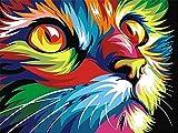 Immagine 2 5d diamond painting animal set