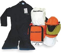 Salisbury by Honeywell SKCA8- Arc Flash Protective Coverall Kits, 8 Cal/cm2, Extra Large