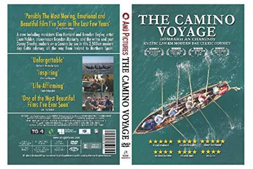 Camino Voyage DVD Epic 2,500km Modern Day Celtic Odyssey 2019