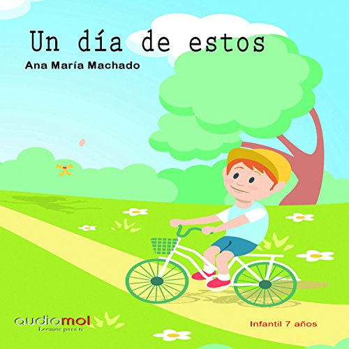 Un día de estos [One of These Days] audiobook cover art