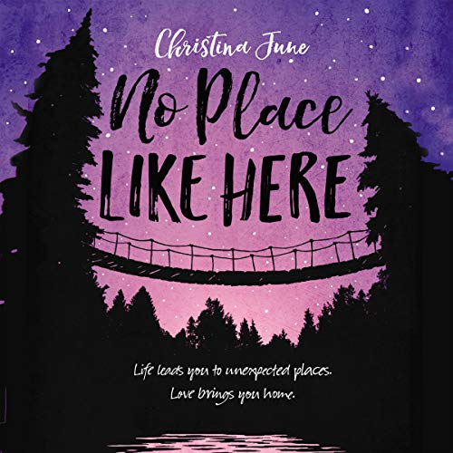 No Place Like Here audiobook cover art