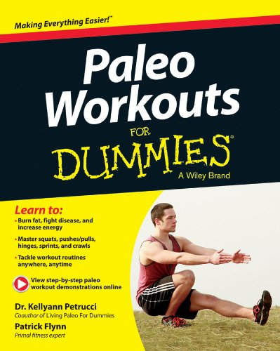 Paleo Workouts For Dummies (English Edition)