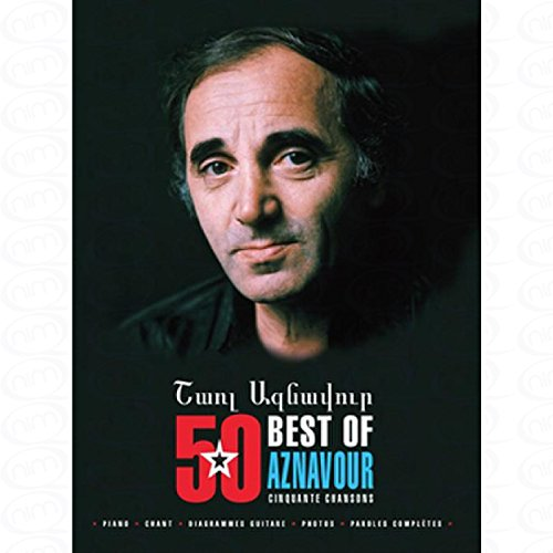 BEST OF - arrangiert für Songbook [Noten/Sheetmusic] Komponist : AZNAVOUR CHARLES