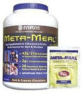 Mrm Meta-meal Vanilla, 20 Packets, 2 Bottle