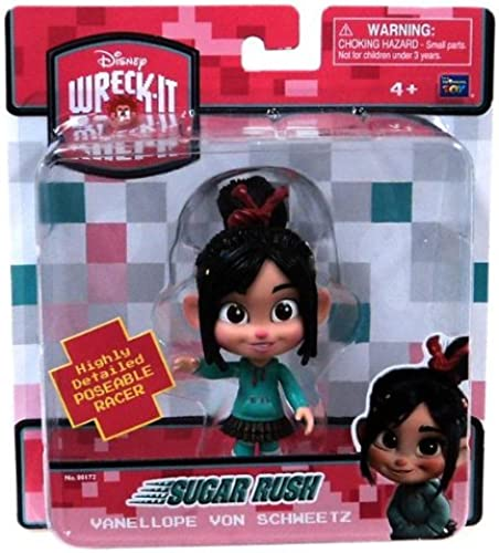 Wreck-It Ralph Sugar Rush Doll - Vanellope by Disney