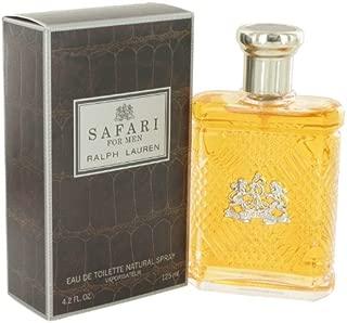 Safari By RALPH LAUREN 4.2 oz Eau De Toilette Spray For MEN