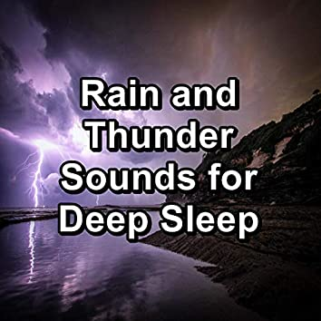 Rain and Thunder Sounds for Deep Sleep