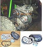 BLAST LED - Predator 212CC GO Kart Torque Converter Clutch 3/4'...