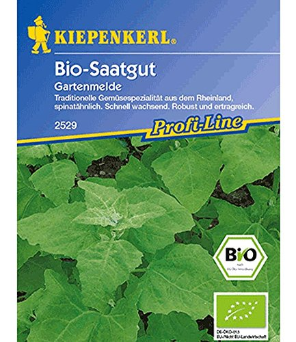 BIO-Gartenmelde,1 Portion
