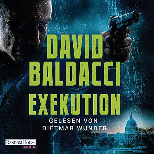 Exekution Audiobook By David Baldacci cover art