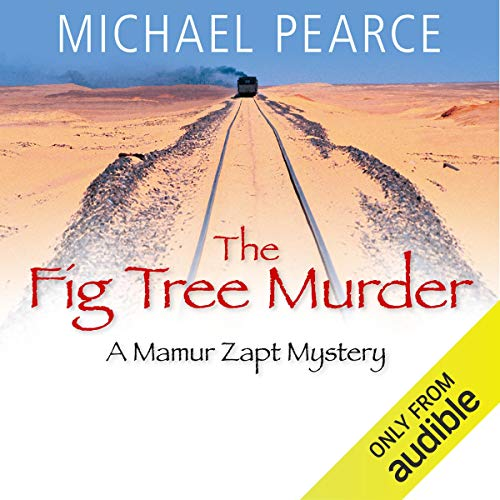 The Fig Tree Murder copertina