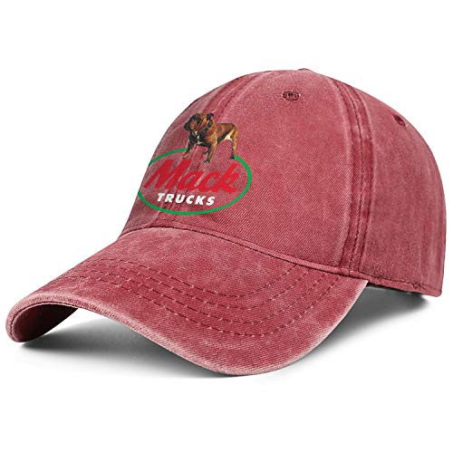 Unisex Dad Hat Funny Basic Mack-Trucks-Logo- Cap
