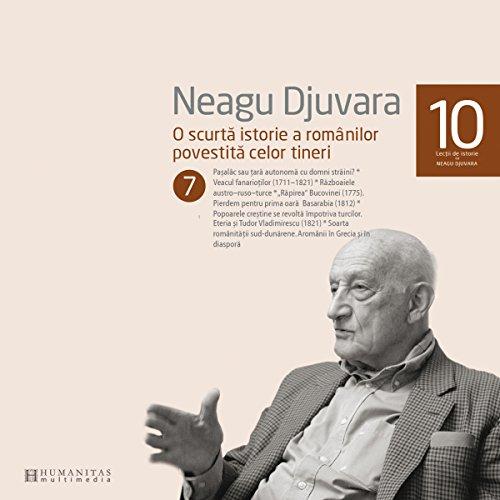 Couverture de O scurtă istorie a românilor povestită celor tineri 7