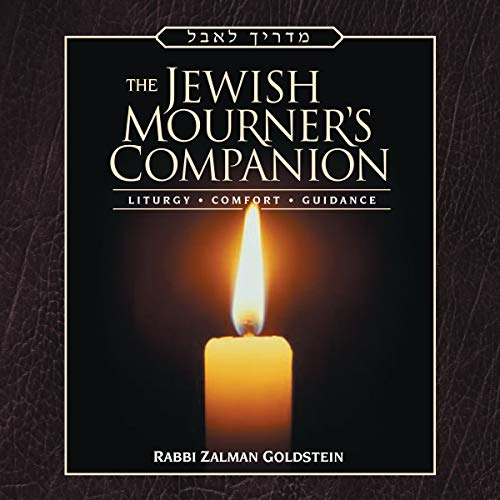 The Jewish Mourner's Companion audiobook cover art