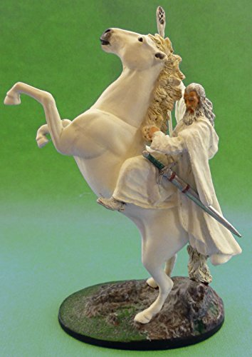Lord of the Rings Statue von Blei Collection Special Gandalf Shadowfax