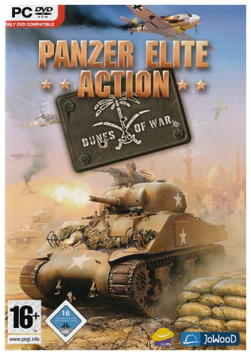 Panzer Elite Action - Dunes of War (DVD-ROM)