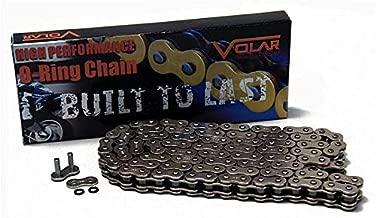 Volar O-Ring Chain - Nickel for 2002-2008 Honda CB900F 919