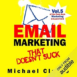 Email Marketing that Doesn't Suck books about blogging