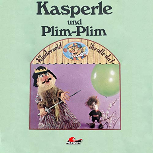 Kasperle und Plim-Plim audiobook cover art