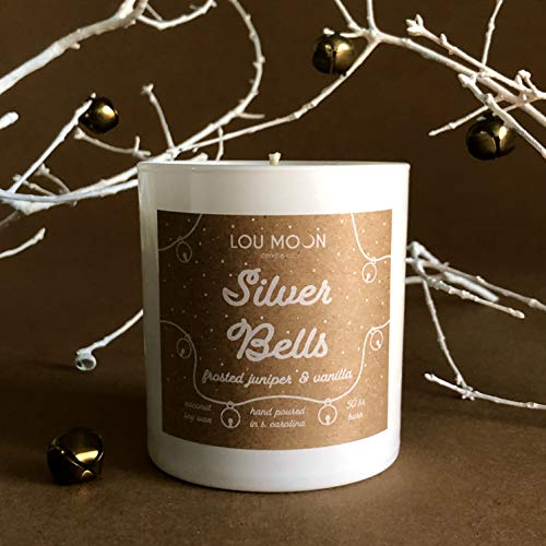 Silver Bells Coconut Soy Candle