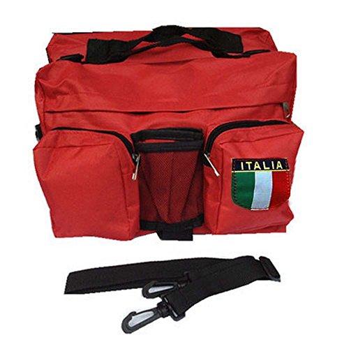Pour Animal domestique Chien dehors Grande Sac à dos – Polyvalence Grand Chien avec un sac à dos -- Rouge