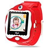 ISEE Durable Kids Smartwatch, Touchscreen Game Digital Camera, Smart Watches Clock Alarm