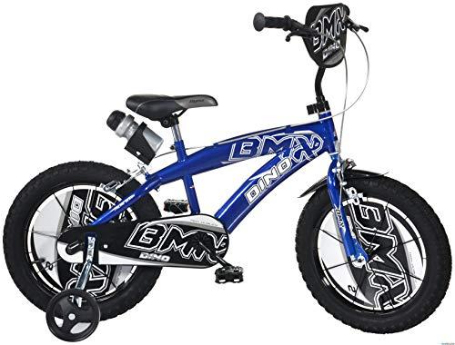 Dino Bikes Bicicletta 16' BMX Blu - Bici Bambino