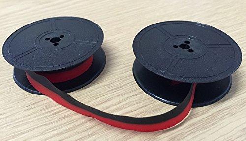 TYPEWRITER Spule 1001FN Gruppe 1, Schwarz/Rot, für DIN2103 din 2103 Farbband OLYMPIA