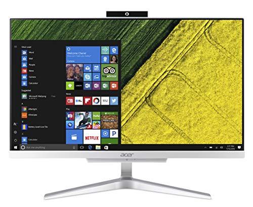 "Acer Aspire C22-865 All in one con Processore Intel Core i3-8130U, RAM 8GB DDR4, 256GB SSD, Display 21.5"" FHD IPS LED LCD, Scheda Grafica Intel UHD, Wireless Lan, Tastiera e Mouse USB, Windows 10 Home"