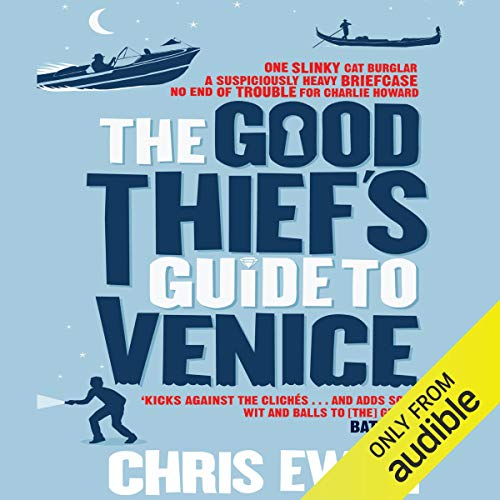 The Good Thief's Guide to Venice Titelbild
