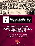 Libertad de Expresión. Parámetros Constitucionales y Convencionales (Colección del Colegio de Abogados Procesalistas Latinoamericanos nº 7)