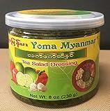 YOMA Tea Salad Dressing အသင့္စားလက္ဖက္ရြက္ႏု