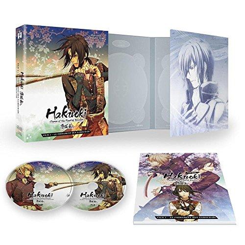 Hakuoki-Film 2 : Le Firmament des Samouraïs Bluray [Édition Collector Blu-Ray + DVD]