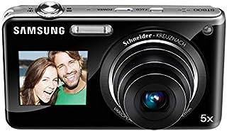Samsung DualView ST600 14.2MP Compact Black Digital Camera