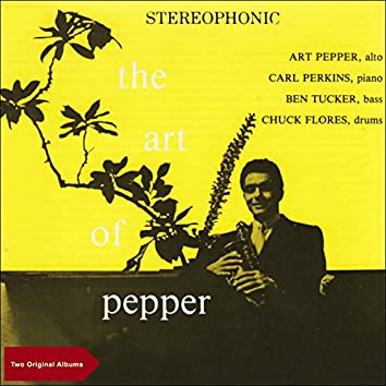 The Art Of Pepper, Vol. 1 & 2 (Two Original Albums – 1957)