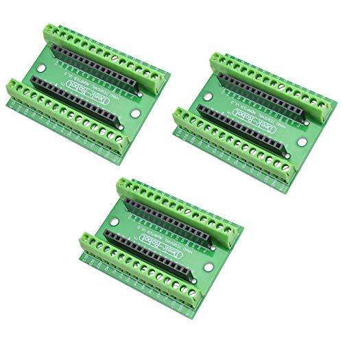 KYYKA Nano 3.0 Controller Terminal Adapter / Nano Expansion Board/Nano IO Shield V1.O Simple Extension Plate