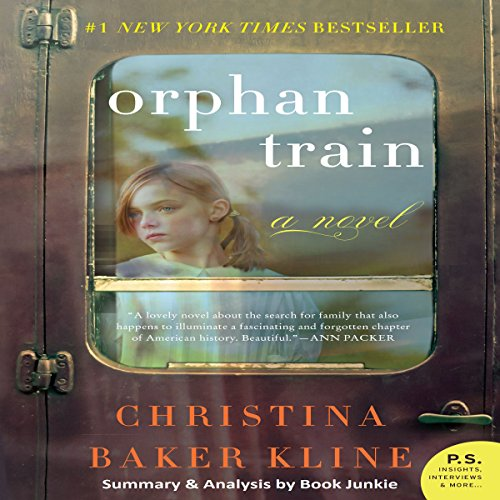 Orphan Train: Summary and Analysis audiobook cover art