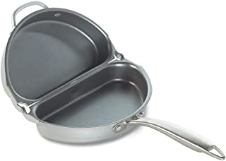 Nordic Ware Italian Frittata and Omelette Pan, 8.4 Inches