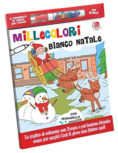 Bianco Natale. Millecolori. Ediz. a colori. Con gadget