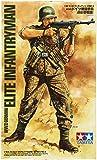 TAMIYA 300036303 - 1:16 WWII Figur Deutsche Infanterie Soldat -