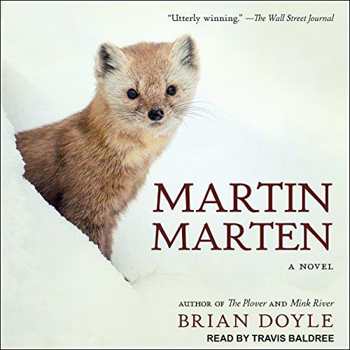 Martin Marten audiobook cover art