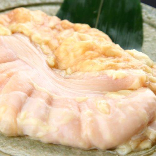馬肉 生ホルモン 上 大腸 加熱用 (約500g/パック) モツ鍋 真空パック包装 冷凍