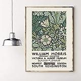 William Morris Leinwandbild Das Victoria and Albert Museum