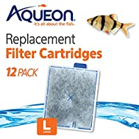 Aqueon 06419 Filter Cartridge, Large, by Aqueon
