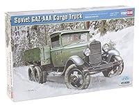 ホビーボス 83837 1/35 ソビエト GAZ-AAA カーゴトラック プラモデル