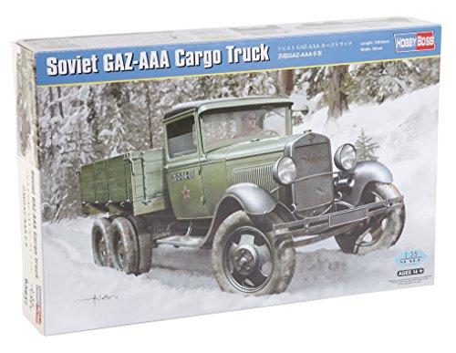 Hobby Boss 83837 – Modélisme Jeu de Soviet gaz AAA Cargo Truck