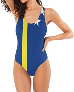 Flag Tie Side 2 PCS Bikini Adjustable Swimsuit Swimwear(XS-XXL)
